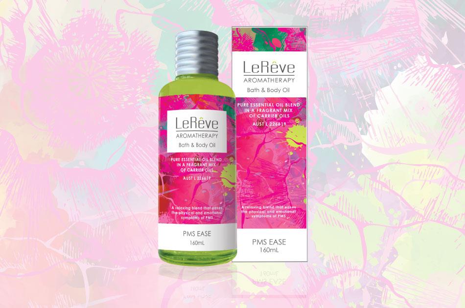 PMS Ease | Bath & Body Oil Blend 160mL