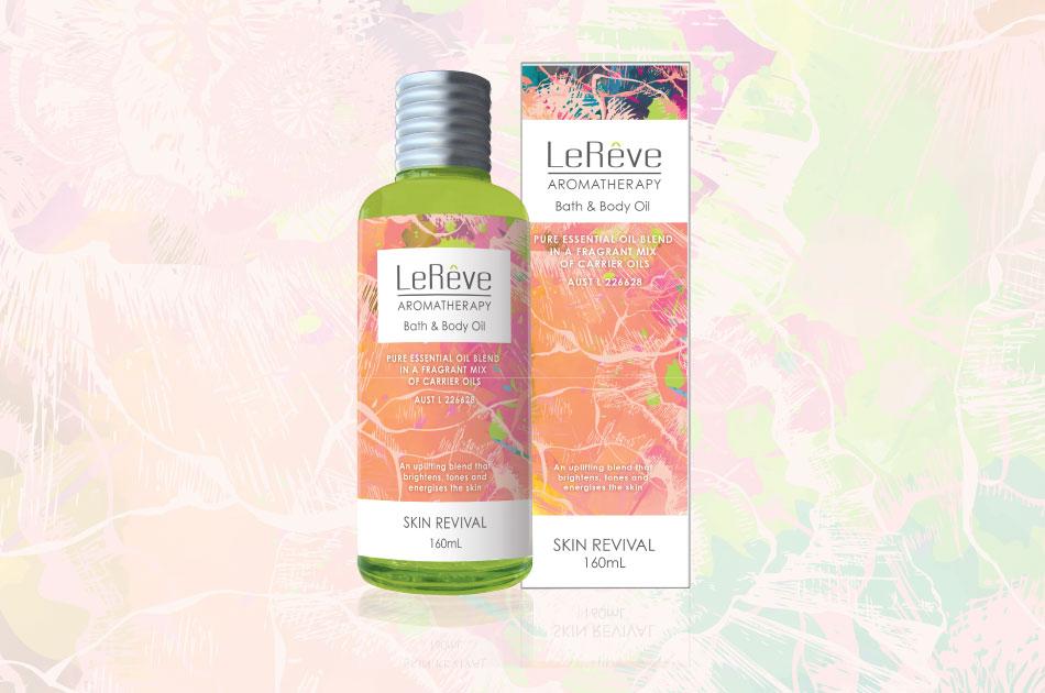 Skin Revival | Bath & Body Oil Blend 160mL